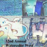 Watercolor West Exhibit at Brea Art Gallery