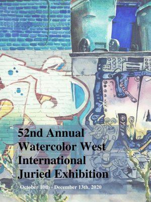 Online Exhibit:  Watercolor West Exhibit at Brea Art Gallery