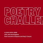 Poetry Challenge - 31 Days Until Done!