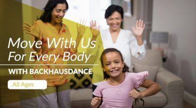 Joy of Contemporary Dance with Backhausdance