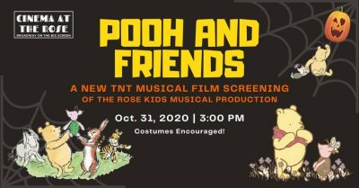 Movie: Pooh & Friends - A New Musical
