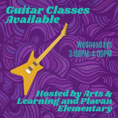 LIVE Guitar Classes with Art & Learning Conser...