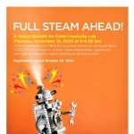 S.T.E.A.M. Ahead with Child Creativity Lab