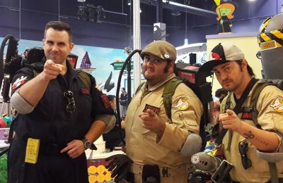 Ghostbusters Day @ Pretend City