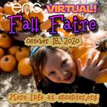 Virtual Fall Faire, Newport Beach