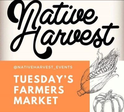 DTSA Farmers Market - Native Harvest
