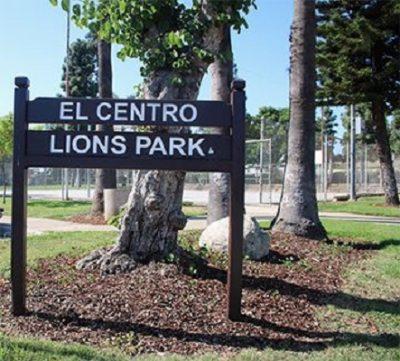 El Centro-Lions Park