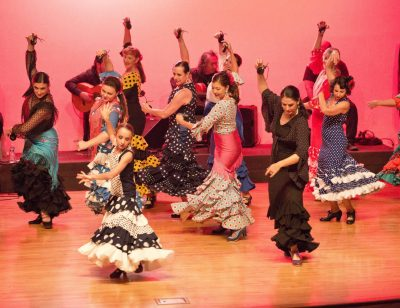 Esencia Flamenca Dance Company and School