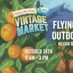 Flying Miz Daisy Vintage Market