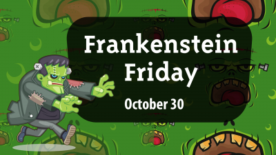 Frankenstein Day @ Pretend City!
