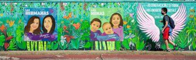 Las Ponderosas Mural