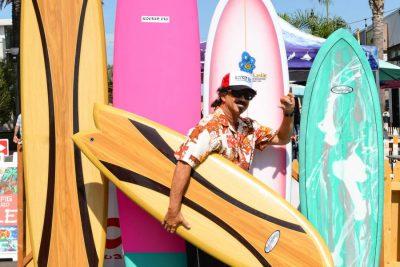 Rockin' Fig Vintage Surf Festival in HB