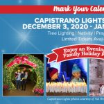 Capistrano Lights at the Mission