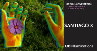 Indigenous Peoples' Day:  Santiago X / Speculative Design ZoomPod Series 2020