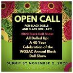 WGSAC Annual Black Doll Show