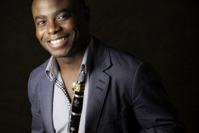 UCI Music Lecture Series: Special Guest Anthony McGill
