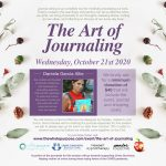 THE ART OF JOURNALING VIRTUAL EVENT TO GIVE CRIME SURVIVORS TOOL FOR MINDFULLY PROCESSING