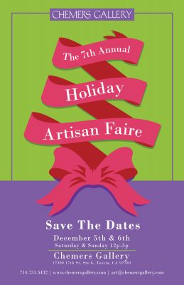 Holiday Artisan Faire 2020