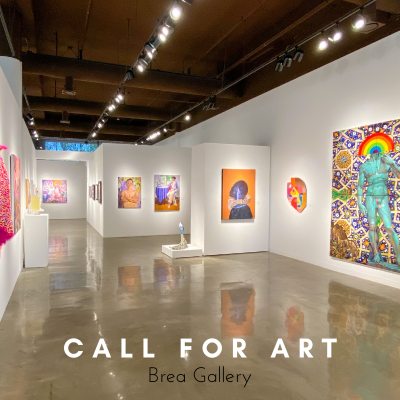 Call For Art:  2021 Made in California Annual Juried Exhibition