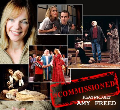 #Commissioned: An Interview with Playwright Amy Fr...