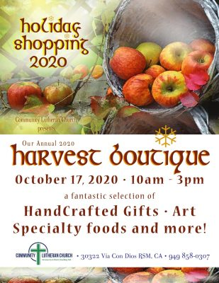 Harvest Boutique in RSM