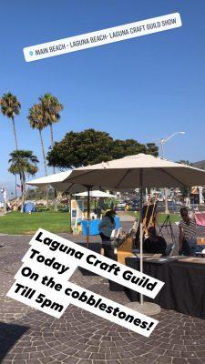 Laguna Craft Guild is Back!