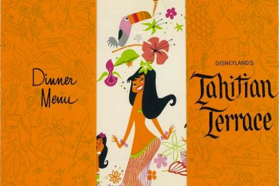 Online:  Disney Tahitian Terrace-Inspired Dinner!