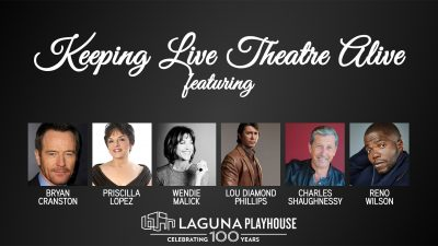 Laguna Playhouse - Keeping Live Theatre Alive