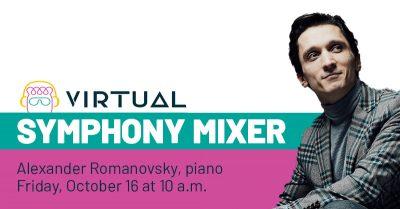LIVE from Switzerland...Symphony Mixer!