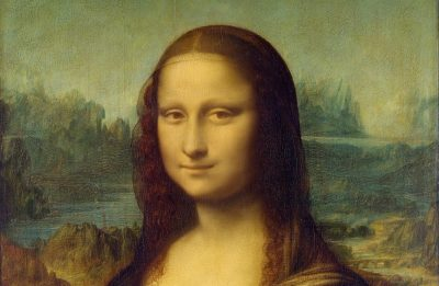 Free Lecture:  Mona Lisa and the Body of the Earth