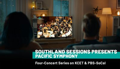 Southland Sessions features Pacific Symphony
