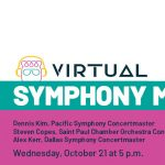 LIVE! Pacific Symphony Mixer