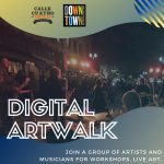 DTSA Artwalk with Arts Forward