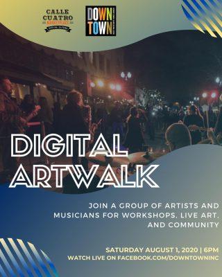 DTSA Artwalk with Arts Forward