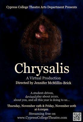 Free Virtual Theatre:  Chrysalis
