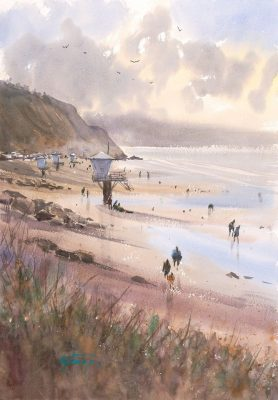 Online:  Approaching Plein Air Painting in Waterco...