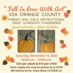 VSA Fundraiser:  Fall in Love with Art Class