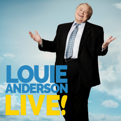 Louie Anderson Live at the Argyros Plaza