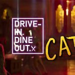 Drive-in Movie Tustin:  Cats