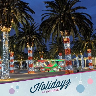 Holidayz at the OC Great Park