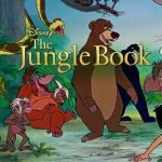 Drive-in Movie:  The Jungle Book