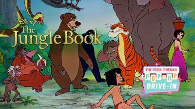Drive-in Movie:  The Jungle Book