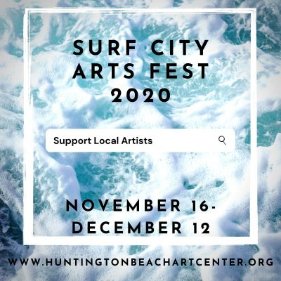 Virtual:  Surf City Arts Fest