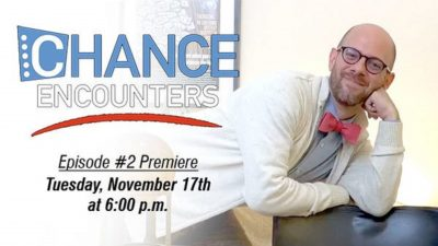 Chance Encounters - Live Talk Show