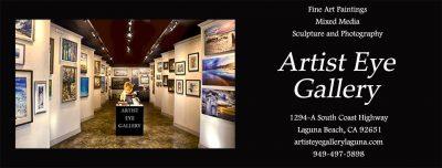 Artist Eye Gallery, Laguna Beach