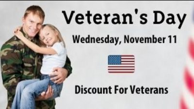 Veterans Day at Pretend City