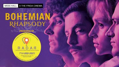 World Aids Day Movie:  Bohemian Rhapsody