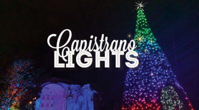 Capistrano Lights at the Mission