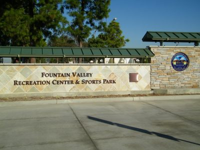 Fountain Valley Recreation Center & Sport Park...