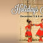 Holidays Around the World at Argyros Plaza